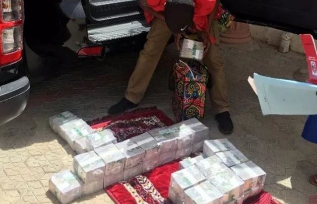 EFCC: Sokoto SSG's Brother Arrested With N60m Cash
