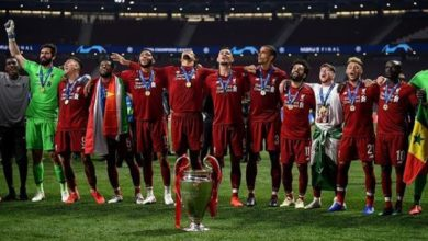 iverpool Beat Tottenham 2-0 to Lift Champions Cup