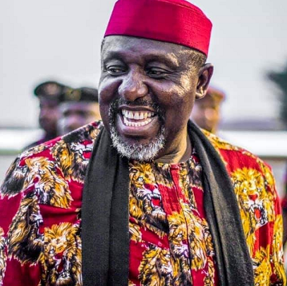 Okorocha's Comment to INEC After Receiving Certificate of Return