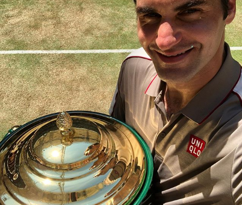 Roger Federer Wins his 10th Halle Open Title