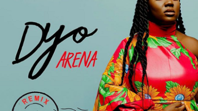"Dyo Premiere Her New Single ""Arena"" Rmx Ft. Adekunle Gold"
