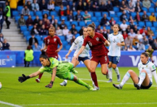 Women World Cup, England 1-0 Argentina