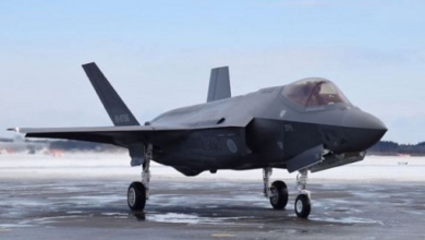 Japan F-35 Fighter Crash: Caused by Spatial Disorientation on Pilot