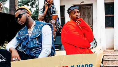 Official Video-Tiwa Savage, Kizz Daniel, Young John - Ello Baby