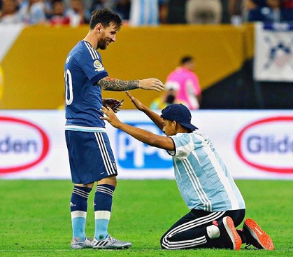 Messi World's Highest Paid Sportsman, Beat Ronaldo to 2nd Position