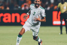 Algeria Beat Nigeria to Get to Final by 2-1 Aggregate