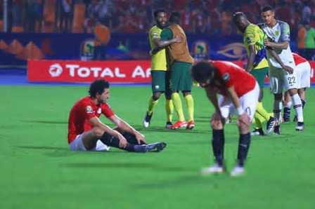 South Africa 1-0 Egypt
