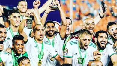 AFCON: Algeria Africa New Champions, Disgrace Senegal in Final