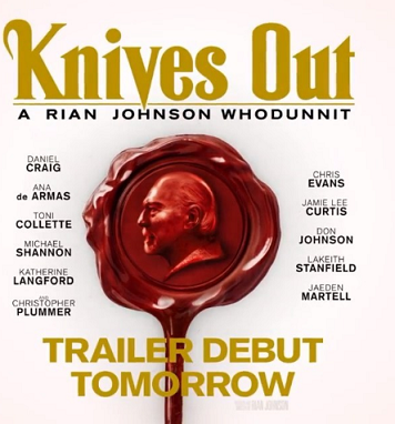 Knives Out-Trailer (2019)