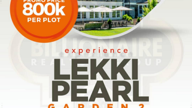 Properties For Sale at Lekki
