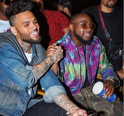 "Video-Davido & Chris Brown""Blow My Mind"" Single is Out"