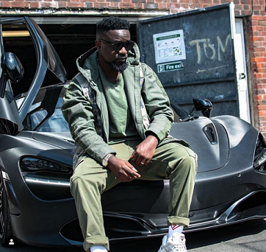Sarkodie Premieres New EP-Bleeding