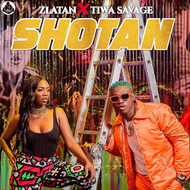 Zlatan, Tiwa Savage - Shotan