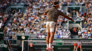 Roger Federer Reach US Open Third Round