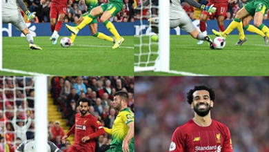 Liverpool Humiliated Norwich 4-1