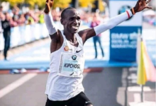 Marathon: Eliud Kipchoge Breaks Record by 20 Seconds