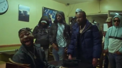 Video: Davido - Risky Ft. Popcaan