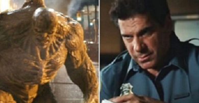 The Green Man Louis Ferrigno Turns Sheriff Deputy