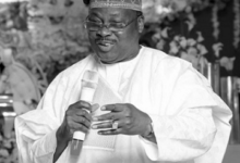Covid-19: Former Oyo Governor, Abiola Ajimobi Is Dead