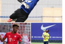Coman, Osimhen, Romero, Smalling, Bale- May Be Heading For Transfer