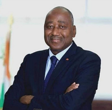 Prime Minister Amadou Gon Coulibaly Of Ivory Coast Has Died At 61